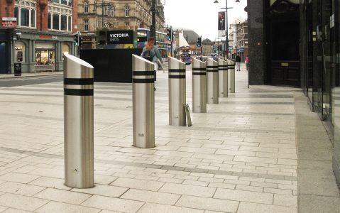 Street furniture Truckstopper new