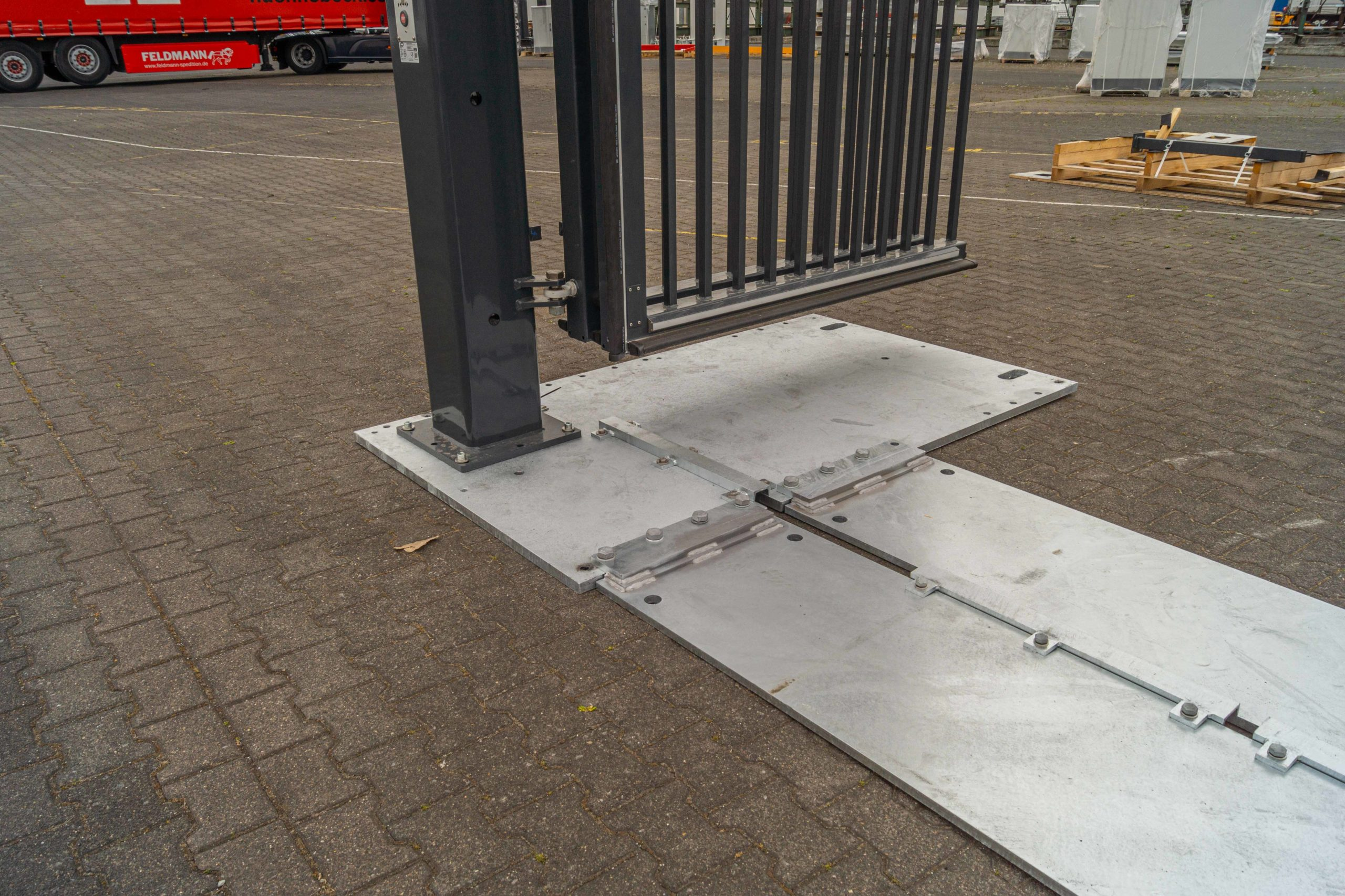 PPG EntraQuick Mobile - ground plate